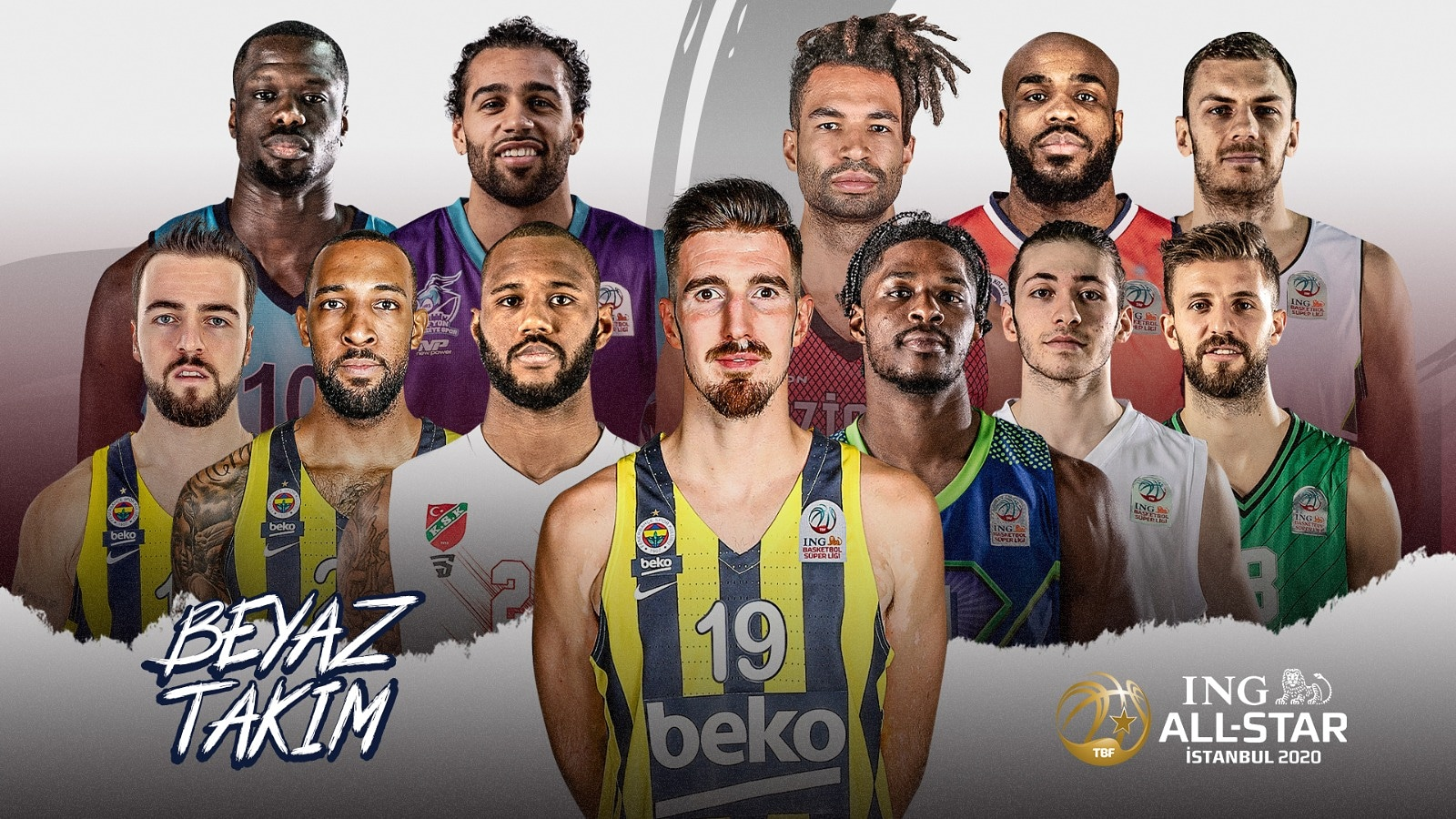 ALL-STAR 2020 KADROLARI BELLİ OLDU